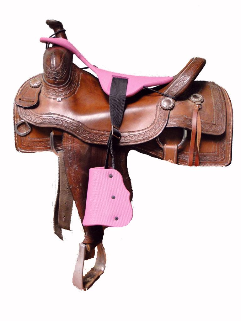 saddle pink